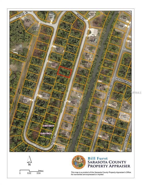 Elias Circle, North Port, FL 34288 (MLS #D6101874) :: Griffin Group