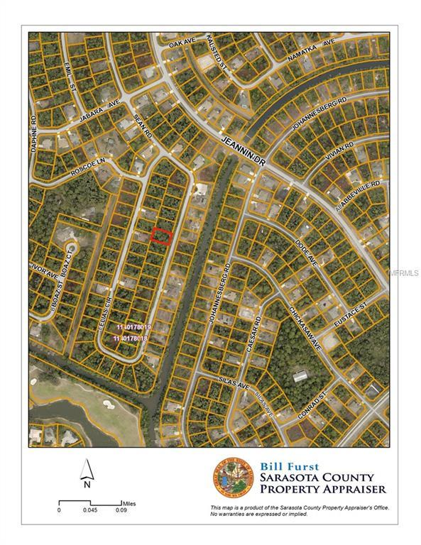 Elias Circle, North Port, FL 34288 (MLS #D6101875) :: Griffin Group
