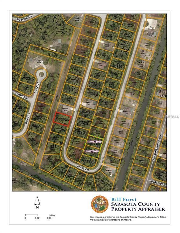 Elias Circle, North Port, FL 34288 (MLS #D6101876) :: Griffin Group