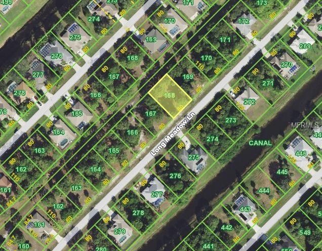 107 Long Meadow Lane, Rotonda West, FL 33947 (MLS #D6102168) :: Medway Realty