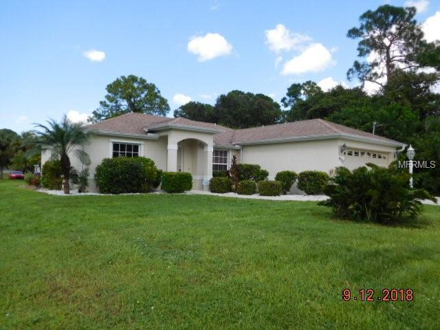 4507 Kenvil Drive, North Port, FL 34288 (MLS #D6102313) :: RE/MAX Realtec Group