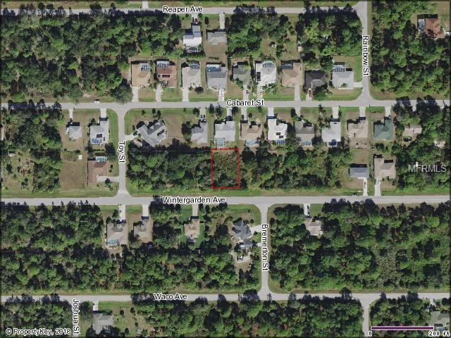 17450 Wintergarden Avenue, Port Charlotte, FL 33948 (MLS #D6102355) :: RE/MAX Realtec Group