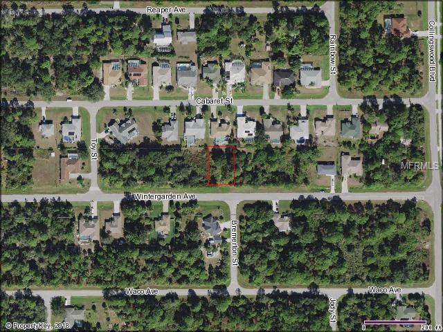 17458 Wintergarden Avenue, Port Charlotte, FL 33948 (MLS #D6102356) :: RE/MAX Realtec Group