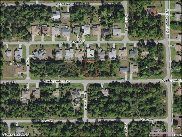 17466 Wintergarden Avenue, Port Charlotte, FL 33948 (MLS #D6102357) :: KELLER WILLIAMS CLASSIC VI