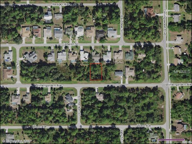 17474 Wintergarden Avenue, Port Charlotte, FL 33948 (MLS #D6102358) :: KELLER WILLIAMS CLASSIC VI