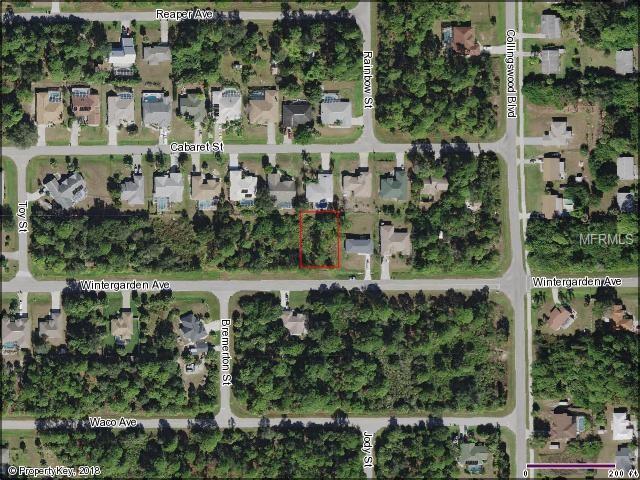 17482 Wintergarden Avenue, Port Charlotte, FL 33948 (MLS #D6102359) :: RE/MAX Realtec Group