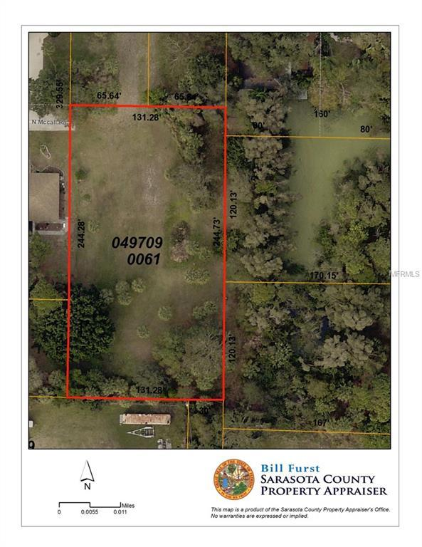 Mccall Meadows Rd, Englewood, FL 34223 (MLS #D6102609) :: Team Bohannon Keller Williams, Tampa Properties