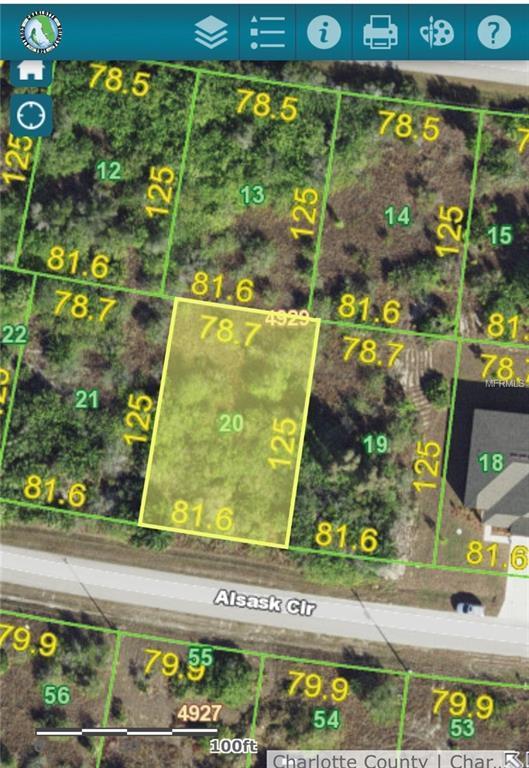 15397 & 15389 Alsask Circle, Port Charlotte, FL 33981 (MLS #D6102765) :: Medway Realty