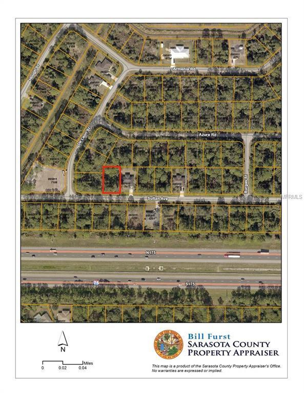 Sultan Avenue, North Port, FL 34286 (MLS #D6103044) :: Delgado Home Team at Keller Williams