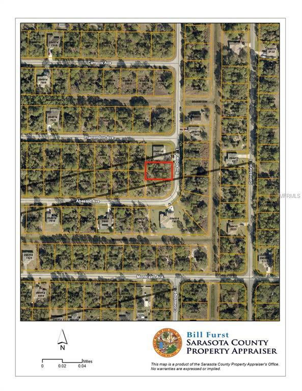 Buckboard Street, North Port, FL 34291 (MLS #D6103048) :: Griffin Group