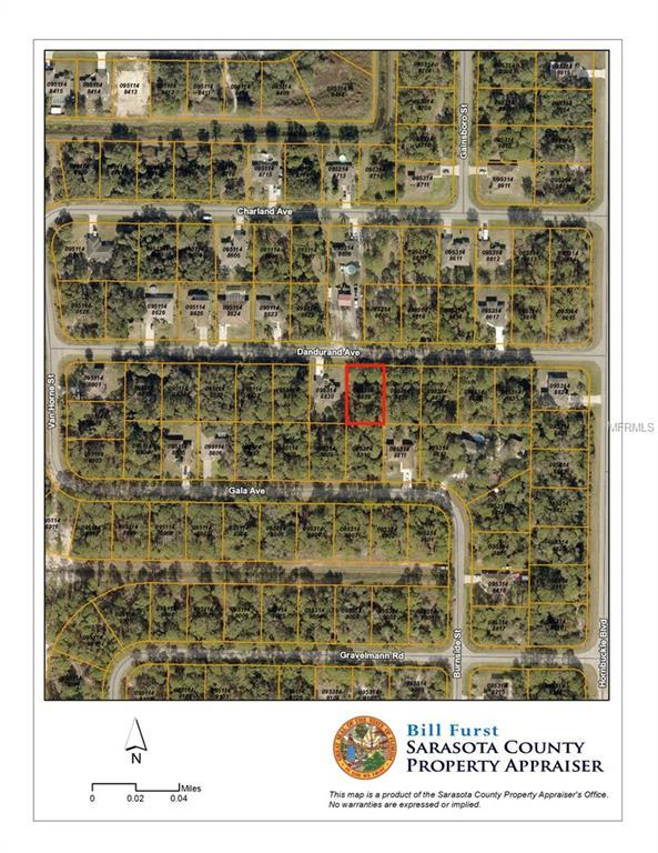 Dandurand Avenue, North Port, FL 34291 (MLS #D6103051) :: Mark and Joni Coulter | Better Homes and Gardens