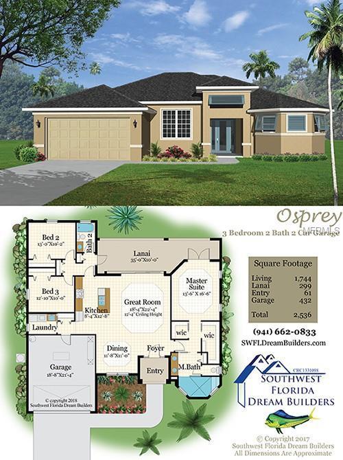 130 Hunter Road, Rotonda West, FL 33947 (MLS #D6103308) :: Medway Realty