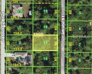 3165 Callisto Street, Port Charlotte, FL 33981 (MLS #D6105392) :: The BRC Group, LLC