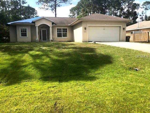 3799 N Chamberlain Boulevard, North Port, FL 34286 (MLS #D6105859) :: GO Realty