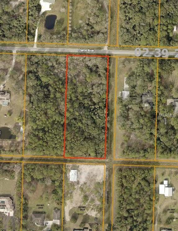 Delor Avenue, North Port, FL 34286 (MLS #D6105979) :: RE/MAX Realtec Group