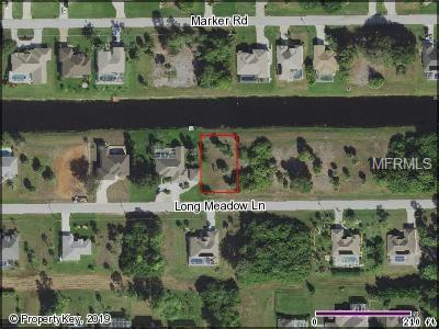 222 LONG MEADOW Lane, Rotonda West, FL 33947 (MLS #D6106003) :: The Dan Grieb Home to Sell Team