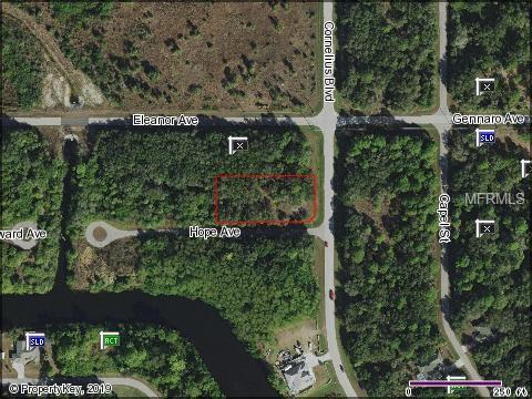 14508 Hope Avenue, Port Charlotte, FL 33953 (MLS #D6106435) :: Burwell Real Estate