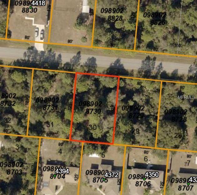 Lot 30 Mocha Avenue, North Port, FL 34287 (MLS #D6106587) :: The Duncan Duo Team