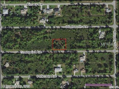 12128 Grosspoint Avenue, Port Charlotte, FL 33981 (MLS #D6106919) :: The Duncan Duo Team