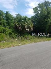 Lot 20 Winer Road, North Port, FL 34288 (MLS #D6106996) :: Premium Properties Real Estate Services