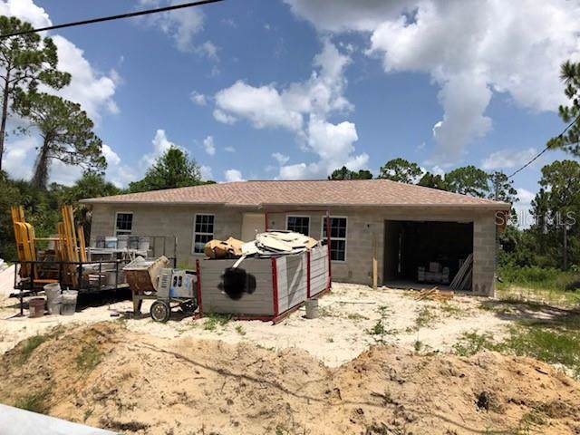 3878 Everglades Terrace, North Port, FL 34286 (MLS #D6107780) :: Team 54