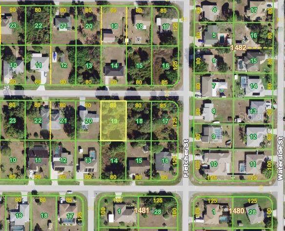 21327 Wynyard Avenue, Port Charlotte, FL 33954 (MLS #D6107800) :: Florida Real Estate Sellers at Keller Williams Realty