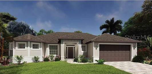 881 Boundary Boulevard, Rotonda West, FL 33947 (MLS #D6108016) :: Cartwright Realty