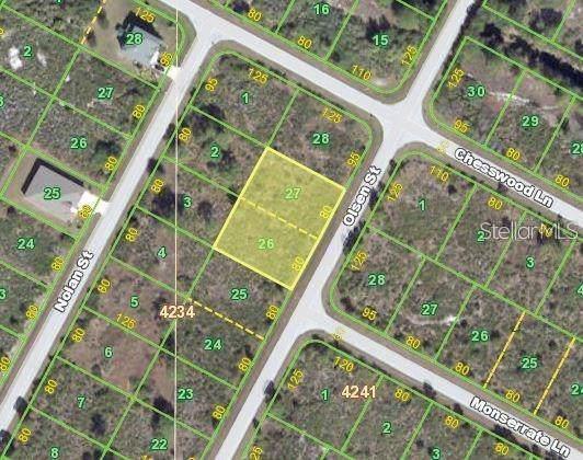 8327 Olsen Street, Port Charlotte, FL 33981 (MLS #D6108365) :: The BRC Group, LLC