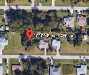 10100 Barker Avenue, Englewood, FL 34224 (MLS #D6108420) :: Ideal Florida Real Estate