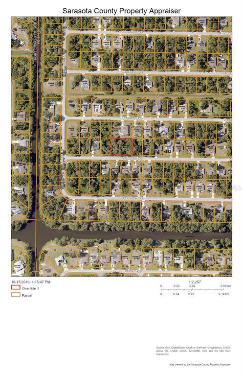 Tishman Avenue, North Port, FL 34286 (MLS #D6109077) :: Premium Properties Real Estate Services