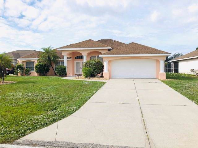 804 Boundary Boulevard, Rotonda West, FL 33947 (MLS #D6109329) :: The Duncan Duo Team