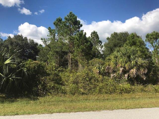 Laratonda Road, North Port, FL 34291 (MLS #D6109433) :: Homepride Realty Services