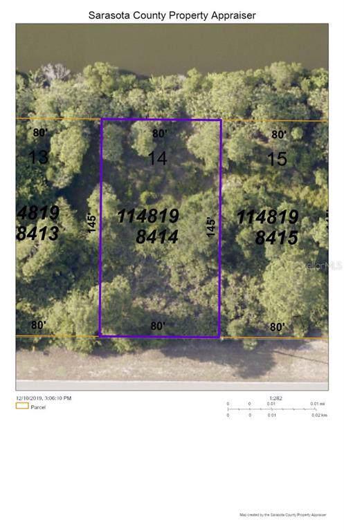 E Hillsborough Boulevard, North Port, FL 34288 (MLS #D6109952) :: Team Bohannon Keller Williams, Tampa Properties