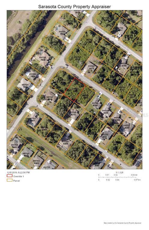 Cragmont Avenue, North Port, FL 34288 (MLS #D6109958) :: Team Bohannon Keller Williams, Tampa Properties