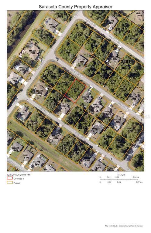 Cragmont Avenue, North Port, FL 34288 (MLS #D6109959) :: Team Bohannon Keller Williams, Tampa Properties