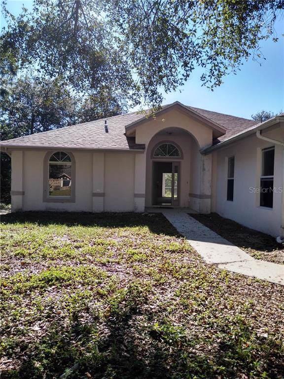 374 Vin Rose Circle SE, Palm Bay, FL 32909 (MLS #D6110222) :: Bustamante Real Estate