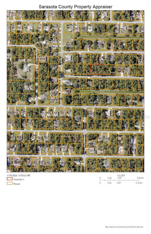 Giblin Drive, North Port, FL 34286 (MLS #D6110475) :: Cartwright Realty