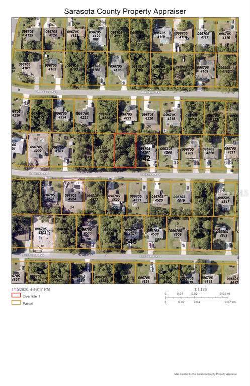 La Rosa Avenue, North Port, FL 34286 (MLS #D6110478) :: Cartwright Realty