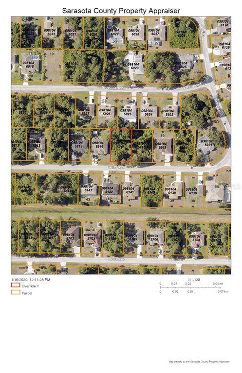 Trilby Avenue, North Port, FL 34286 (MLS #D6110505) :: Cartwright Realty