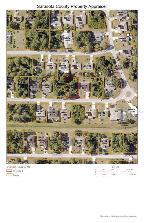 Trilby Avenue, North Port, FL 34286 (MLS #D6110508) :: Cartwright Realty
