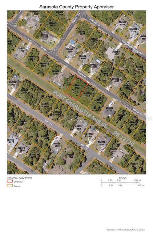 Oregon Lane, North Port, FL 34286 (MLS #D6110509) :: Team Bohannon Keller Williams, Tampa Properties