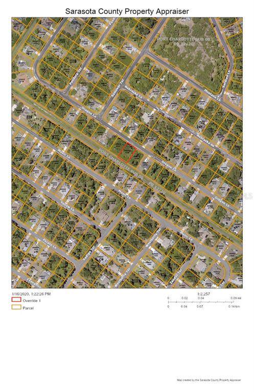 Oregon Lane, North Port, FL 34286 (MLS #D6110510) :: Team Bohannon Keller Williams, Tampa Properties