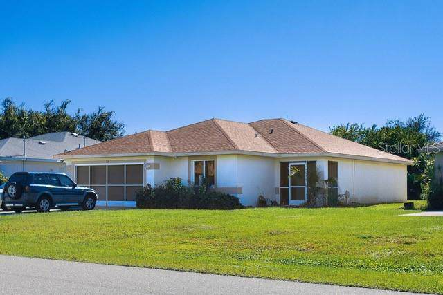 231 Albatross Road, Rotonda West, FL 33947 (MLS #D6110551) :: Gate Arty & the Group - Keller Williams Realty Smart