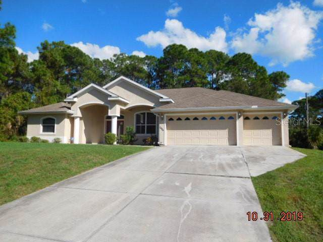 1484 Prairie Terrace, North Port, FL 34286 (MLS #D6110599) :: Team Borham at Keller Williams Realty