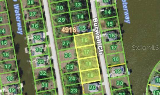 Burwell Circle, Port Charlotte, FL 33981 (MLS #D6110701) :: The BRC Group, LLC