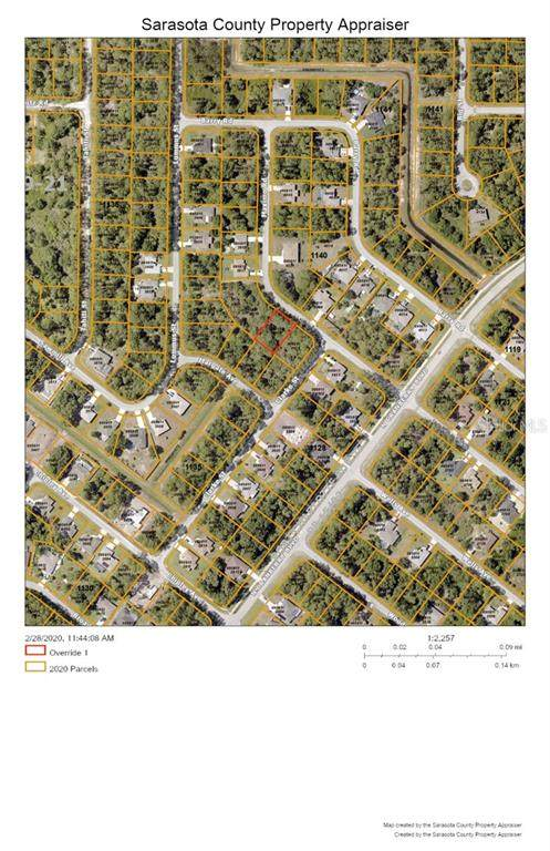 Maximo Road, North Port, FL 34286 (MLS #D6111303) :: Bustamante Real Estate
