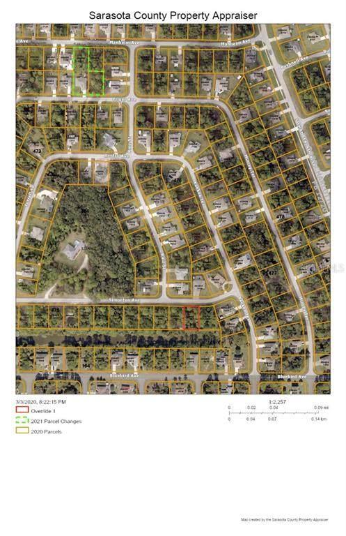 Simonton Avenue, North Port, FL 34286 (MLS #D6111402) :: The Light Team