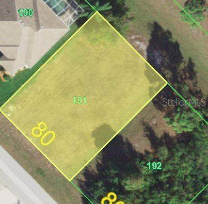 61 Pine Valley Lane, Rotonda West, FL 33947 (MLS #D6111848) :: The BRC Group, LLC