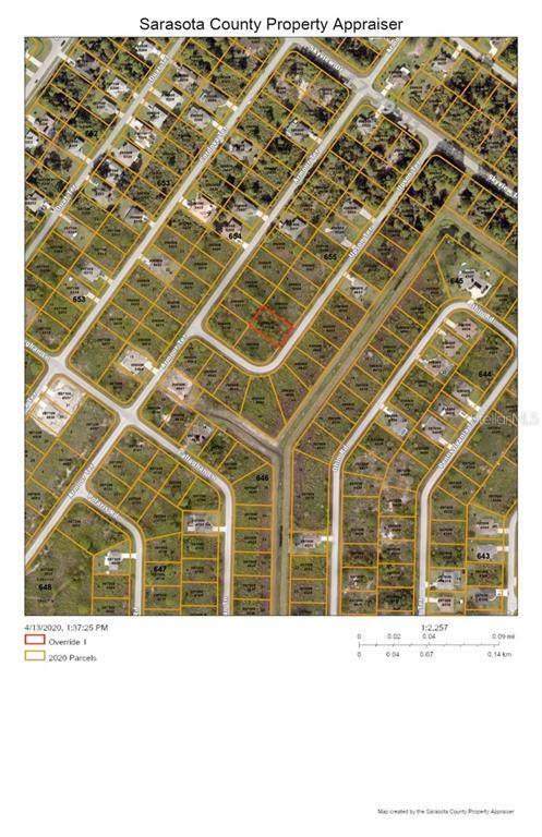 Upson Terrace, North Port, FL 34291 (MLS #D6111873) :: Premier Home Experts