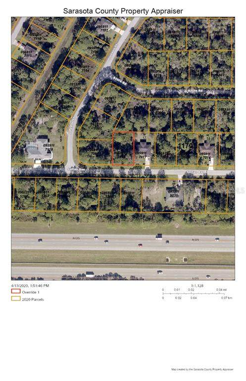 Sultan Avenue, North Port, FL 34286 (MLS #D6111874) :: Team Bohannon Keller Williams, Tampa Properties
